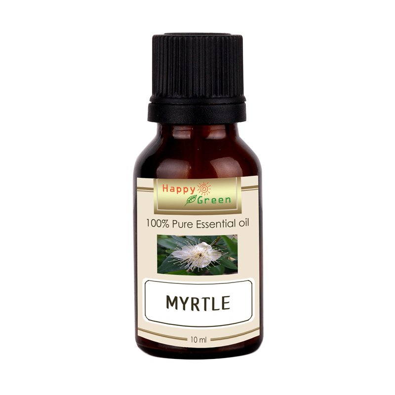 Happy Green Myrtle Essential Oil Myrtle