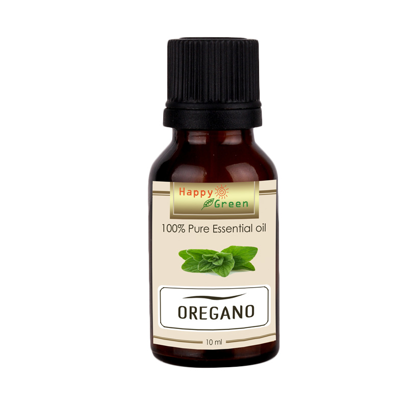 HAPPY GREEN Oregano Essential Oil Minyak Marjoram