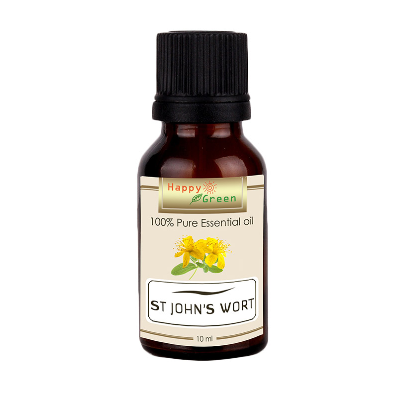 HAPPY GREEN St. John's Wort Essential Oil
