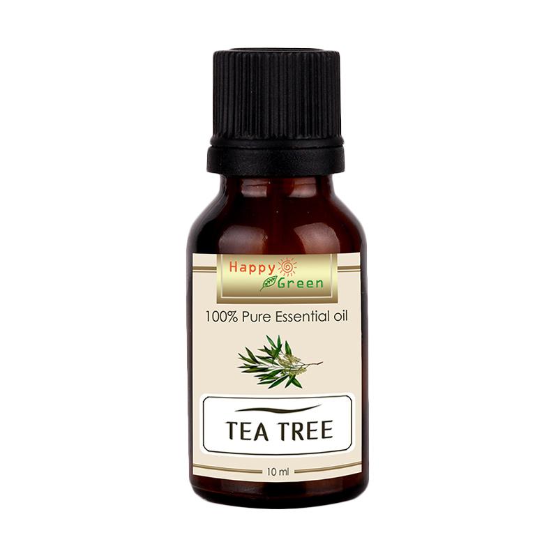 HAPPY GREEN Tea Tree Essential Oil