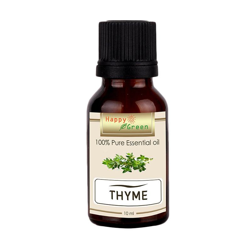 HAPPY GREEN Thyme Essential Oil Minyak Timi