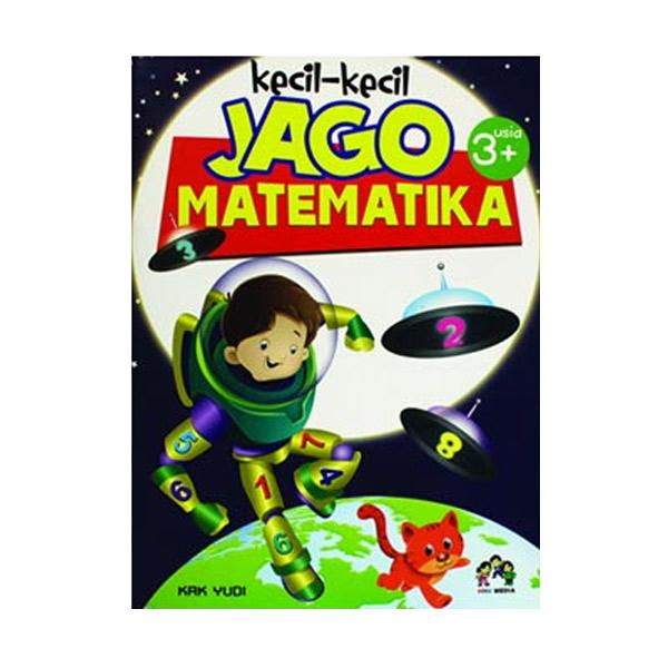 Happy Holy Kids Kecil-Kecil Jago Matematika Buku Anak