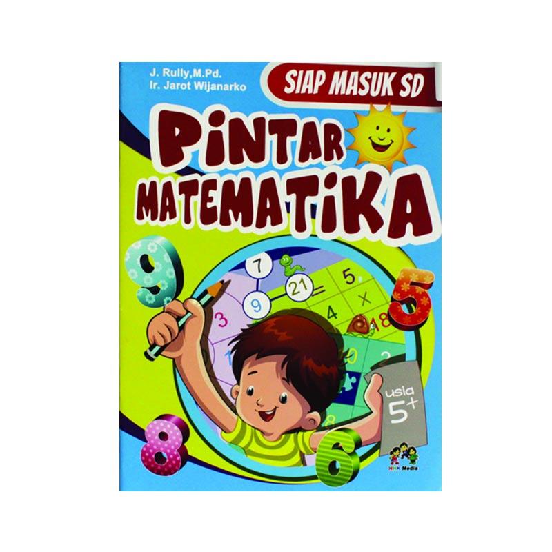 Happy Holy Kids Siap Masuk SD Buku Pintar Matematika Untuk Anak
