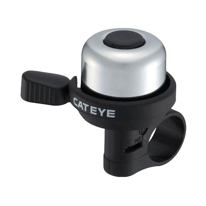 Cateye PB 1000 Black List Silver Bel Sepeda
