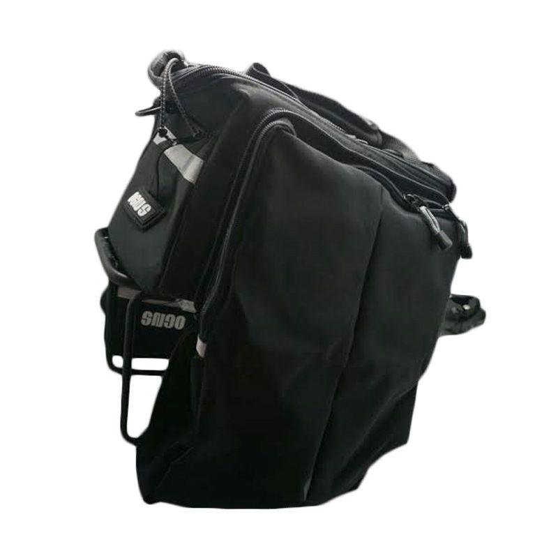 harga OGNS MTB 006 Black Tas Pannier Blibli.com