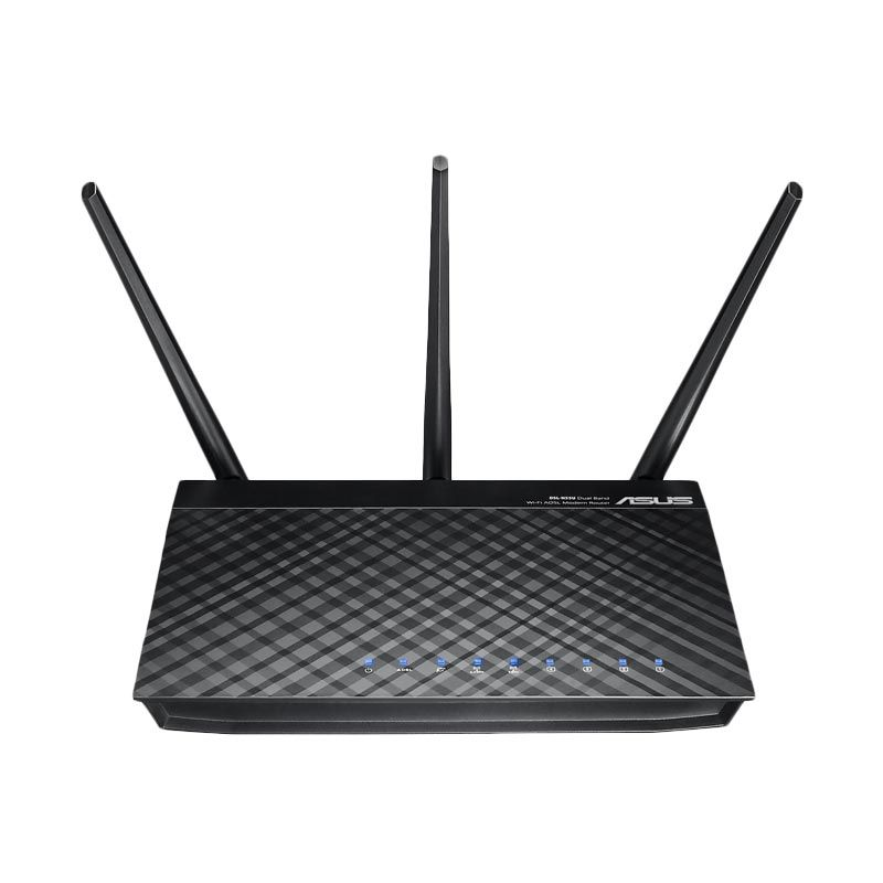 Asus DSL-N55U C1 Hitam Wireless Router