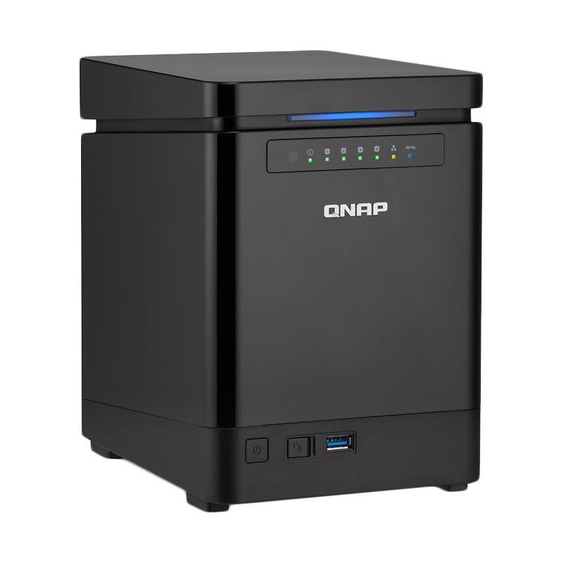 Qnap TS-453mini 4-Bay DDR3L RAM NAS [2 GB]