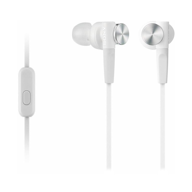 Sony MDR-XB50AP Extra Bass Putih Headset