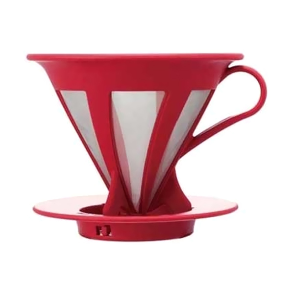 Hario Cafeor Dripper 02 - Red