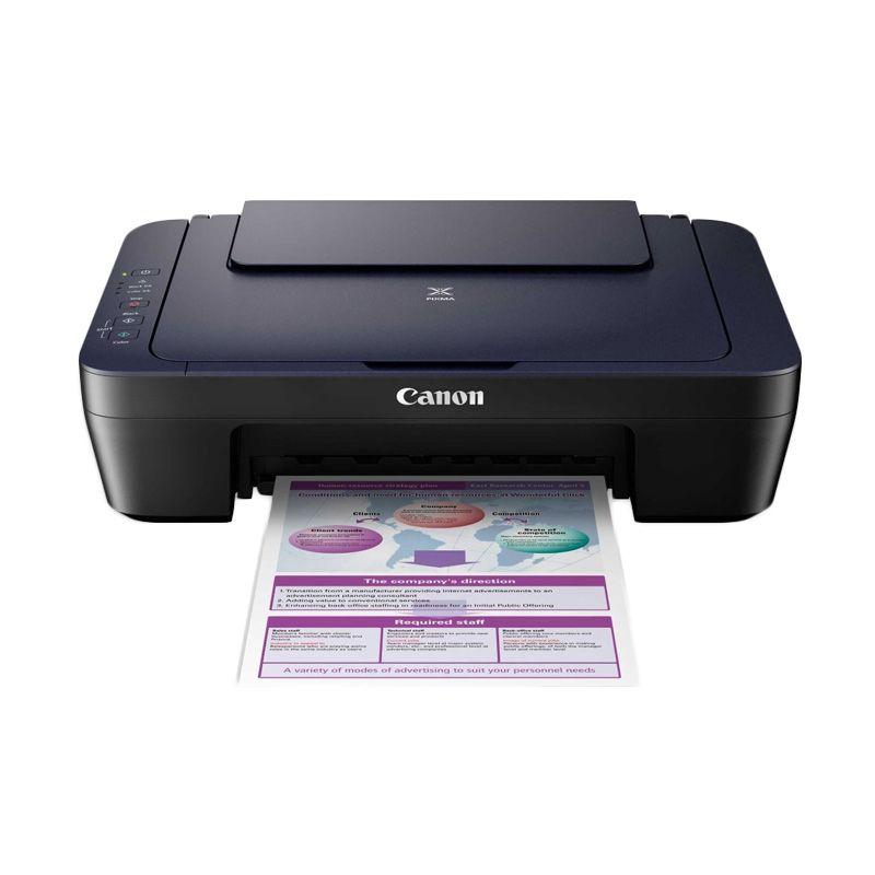 Canon Pixma Ink Jet Multifungsi E400 Printer