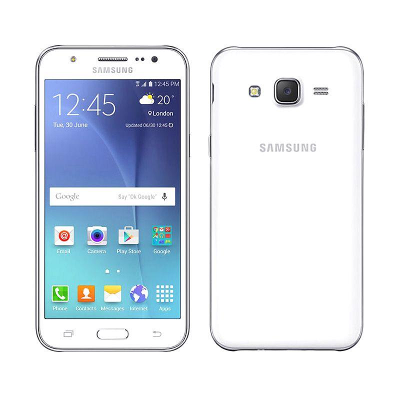 Samsung Galaxy J5 SM-J500GZWDXID White Smartphone