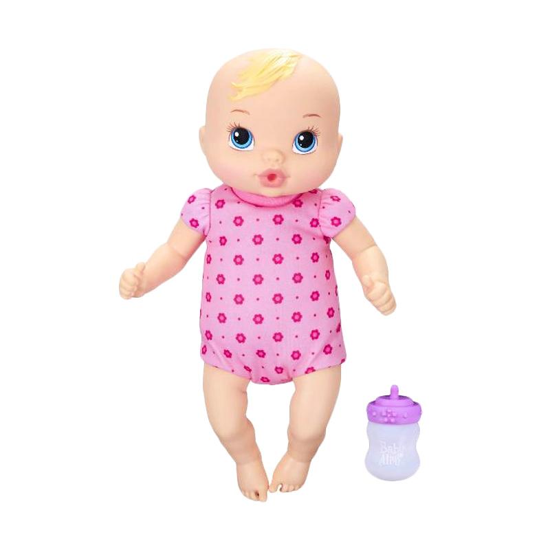 Baby Alive Luv & Snuggle Baby Doll (Blonde) Original Item