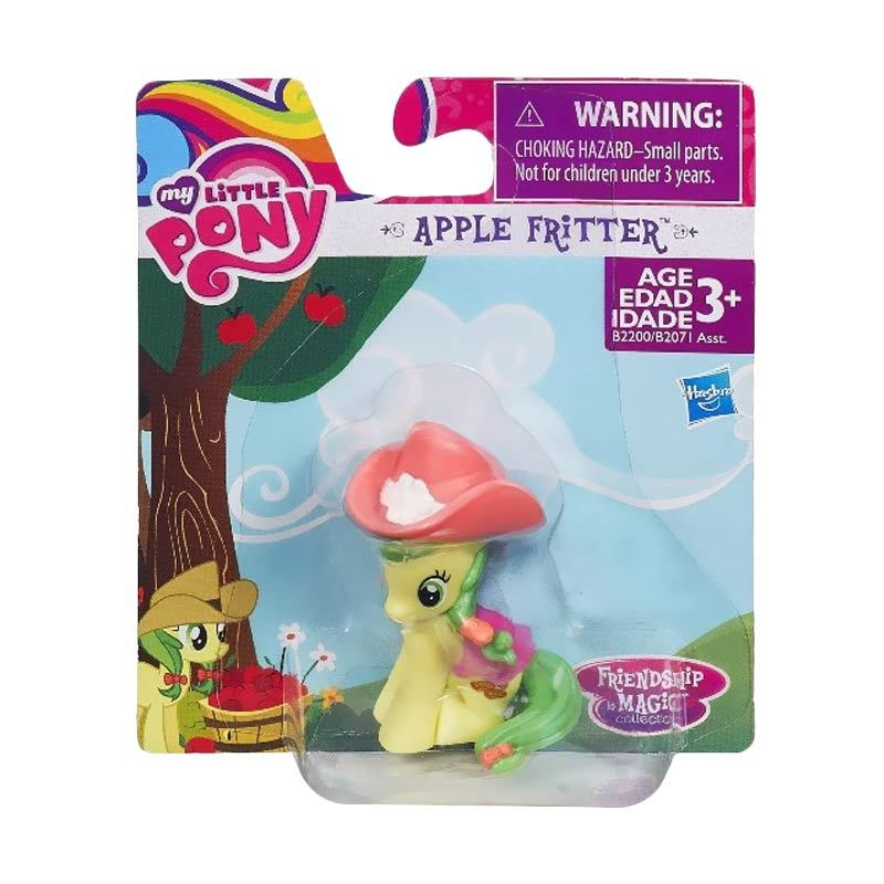 My Little Pony Apple Fritter Figure Friendship Magic Edition Original Item