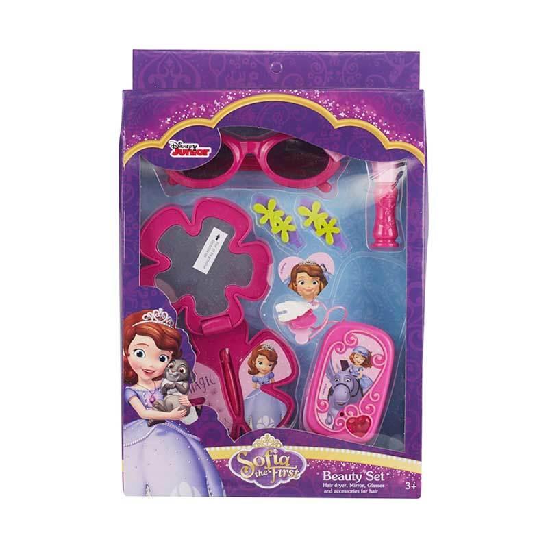 Hasbro Sofia The First Beauty Set Mainan Anak