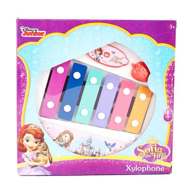 Hasbro Sofia The First Xylophone 02 Mainan Anak