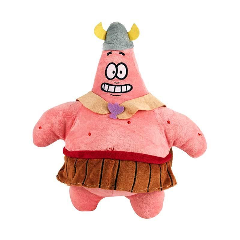 Hasbro SpongeBob Plush Cotton Patrick Star Boneka