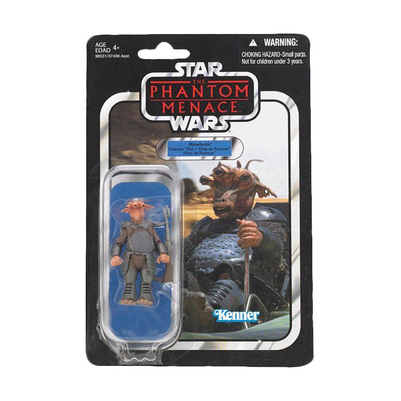 Hasbro Star Wars Vintage Figure Mawhonic Mainan Anak