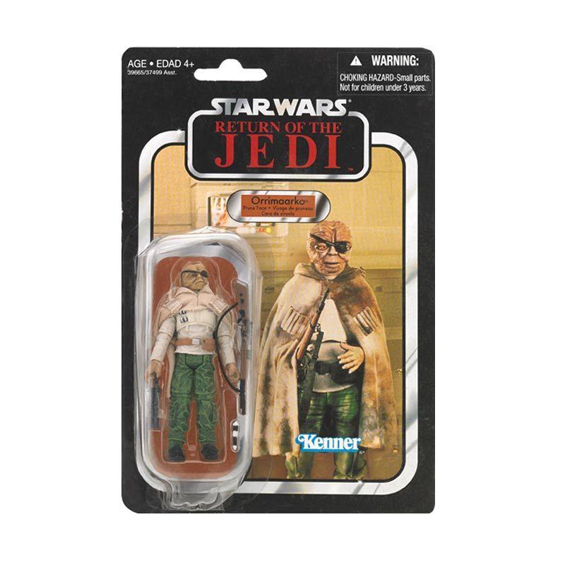 Hasbro Star Wars Vintage Figure Orrimaarko Mainan Anak
