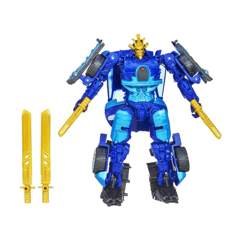 Hasbro Transformers Age of Extinction Autobot Drift Deluxe Figure Mainan Anak
