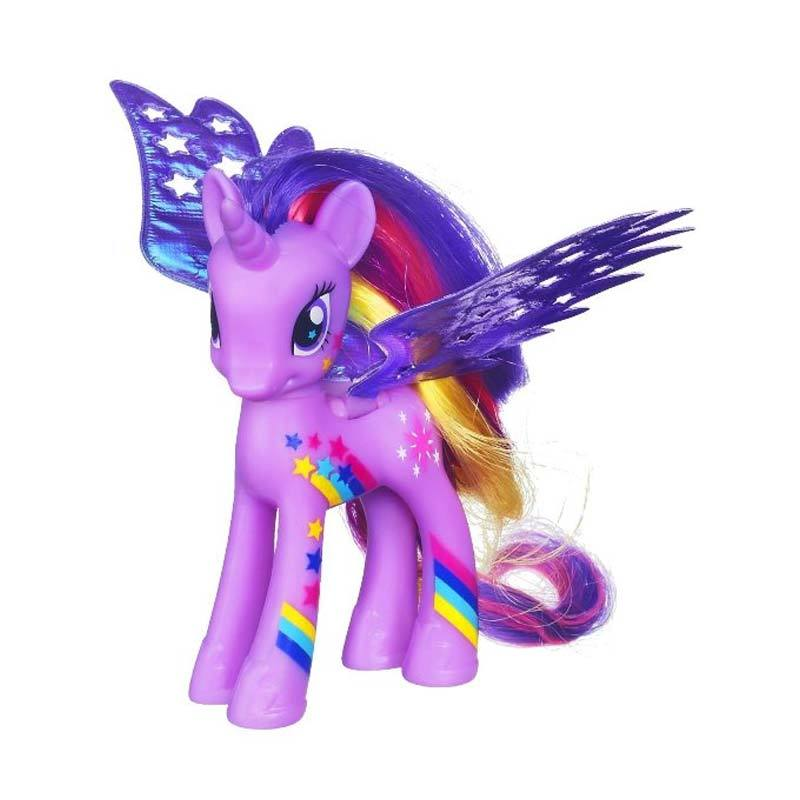 My Little Pony Fantastic Flutters Princess Twilight Sparkle Mainan Anak