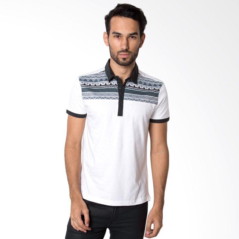 OTO ONO 483B Black Polo Shirt