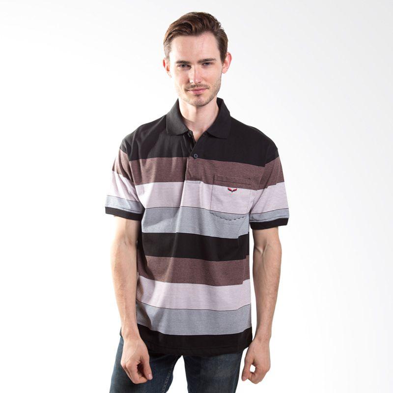 Verenzo 307A Black Kaos Polo