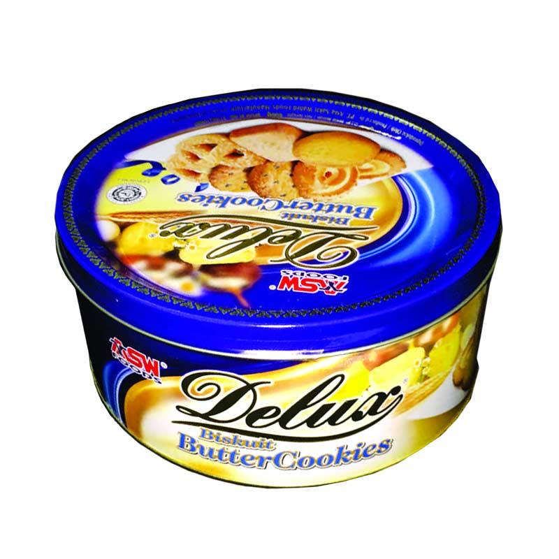 Biskuitkemasan: Jual Hatari Delux Butter Cookies Biskuit Kaleng Lebaran