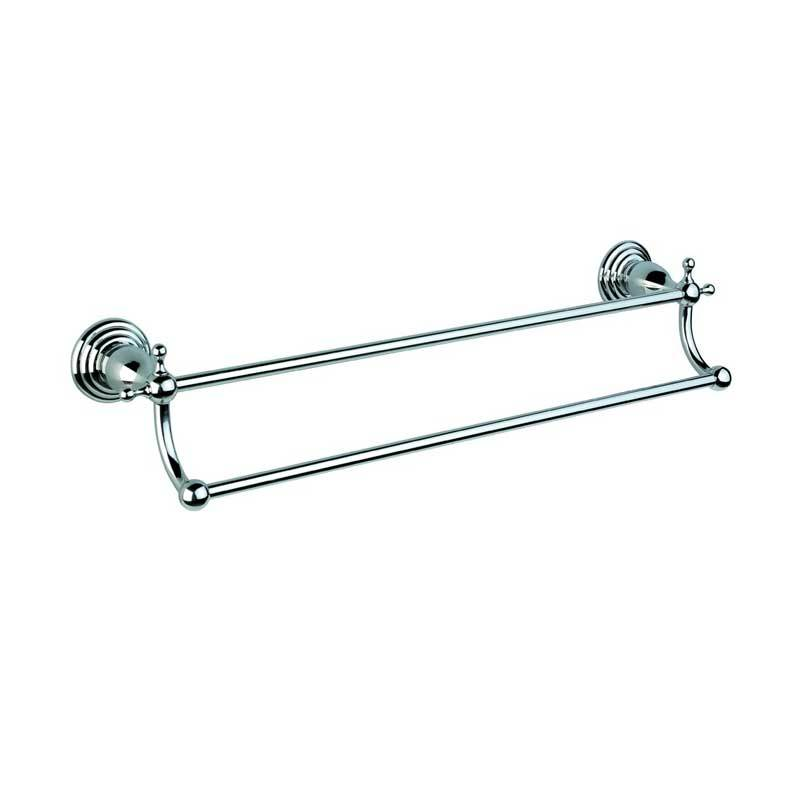 HAVA 121120-05 Dual pole towel bar