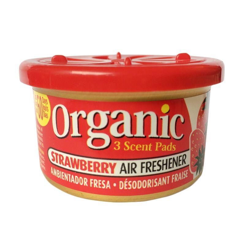 Vinfeli LD Organic Strawberry Parfum Mobil