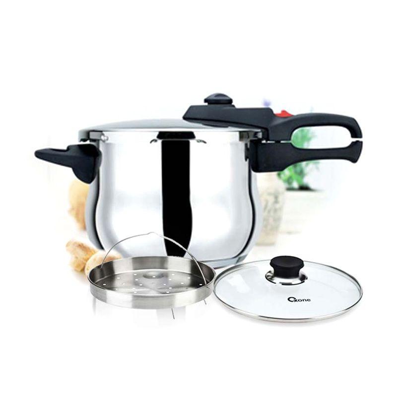 Oxone OX-1071 Master Pressure Cooker Panci Presto [7 L]