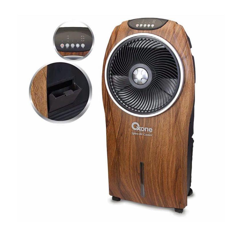 Oxone OX-825 Spiro Air Cooler Oxone - Wooden Colour