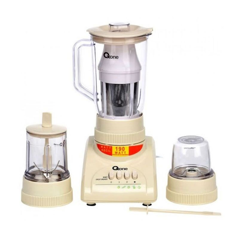 Oxone OX-863 - 3 in 1 Blender Oxone - Cream