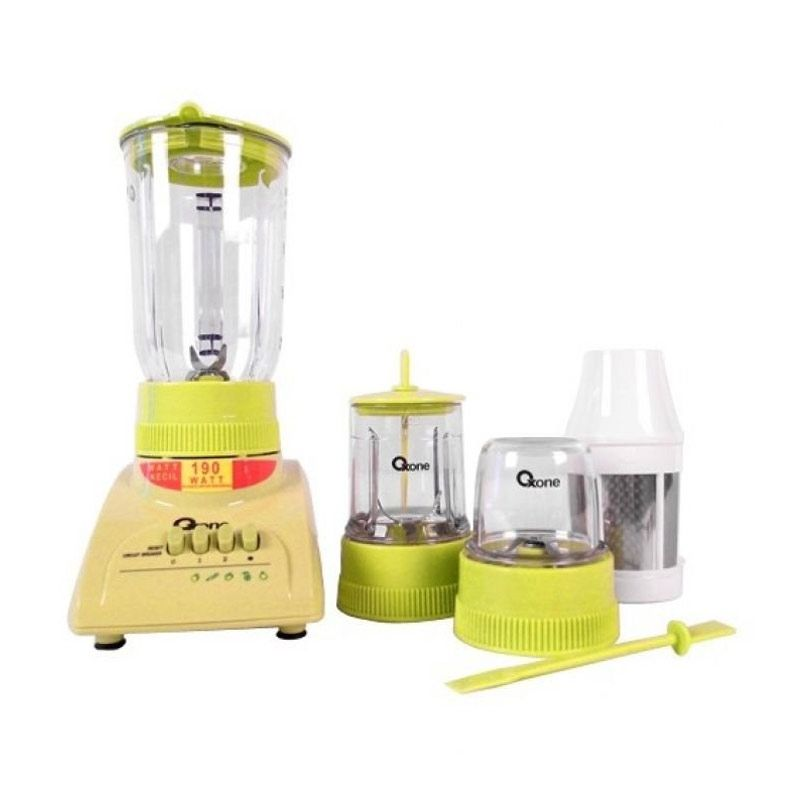 Oxone OX-863 - 3 in 1 Blender Oxone - Hijau