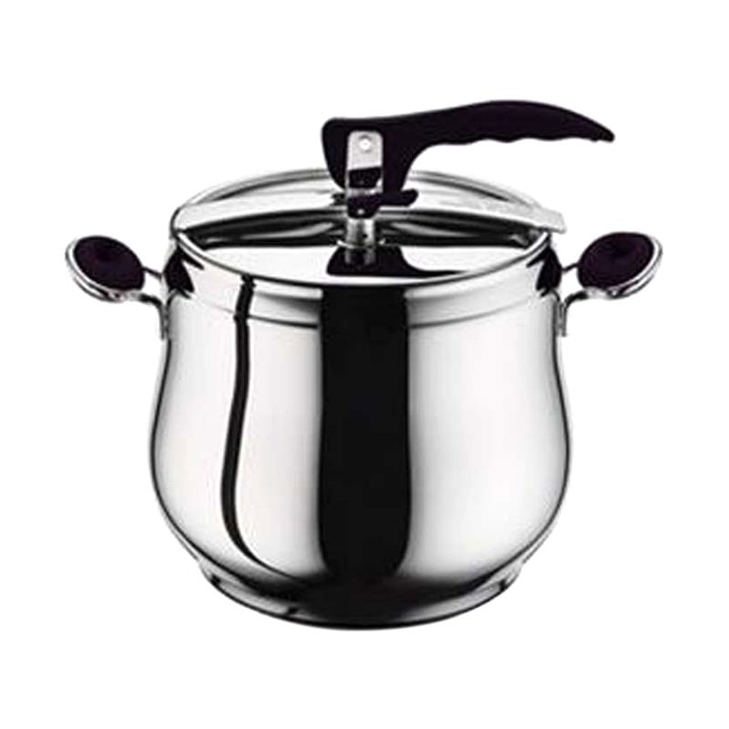Oxone OX-1080 Stainless Pressure Cooker Panci Presto [8 L]