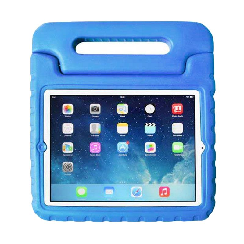 Ego Tahan Banting Warna Biru Casing for iPad
