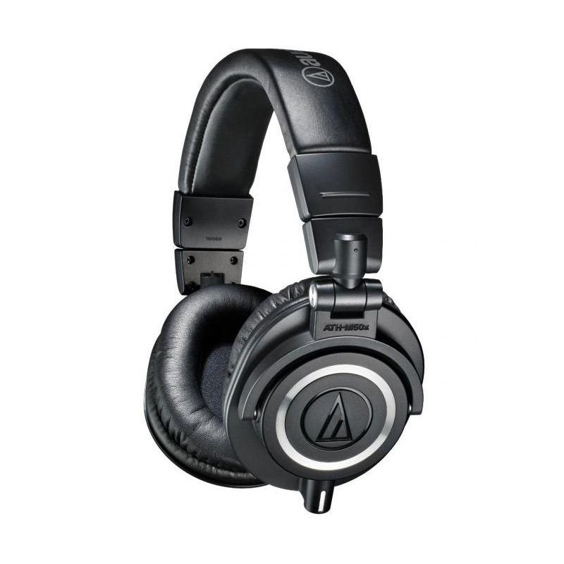 harga Audio Technica ATH-M50x Hitam Headphone Blibli.com