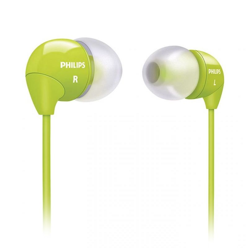 Philips SHE3590 Hijau In-Ear Headphone
