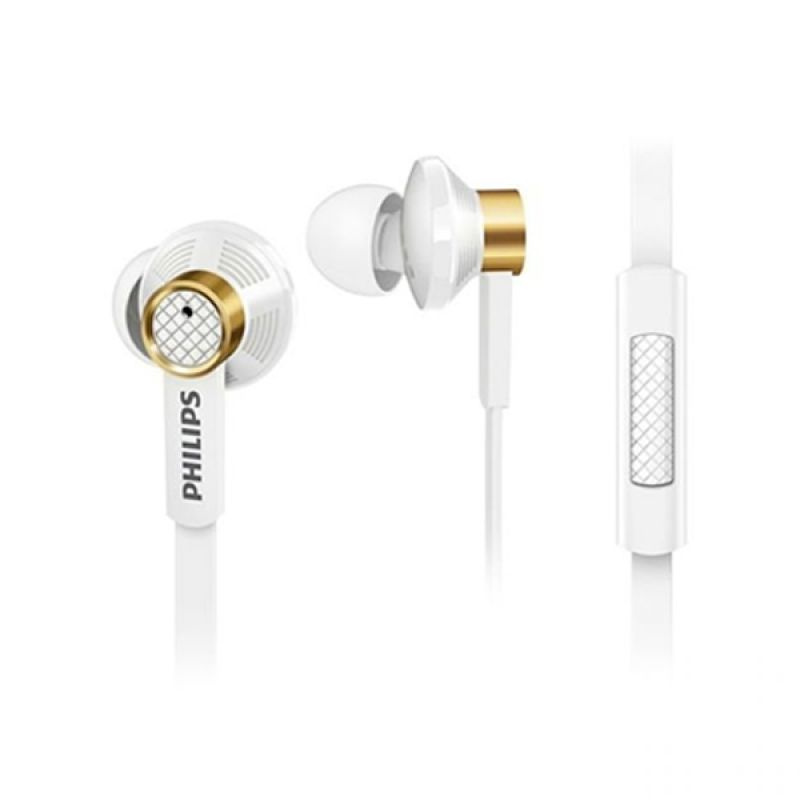 Philips TX2 Putih In-Ear Headset