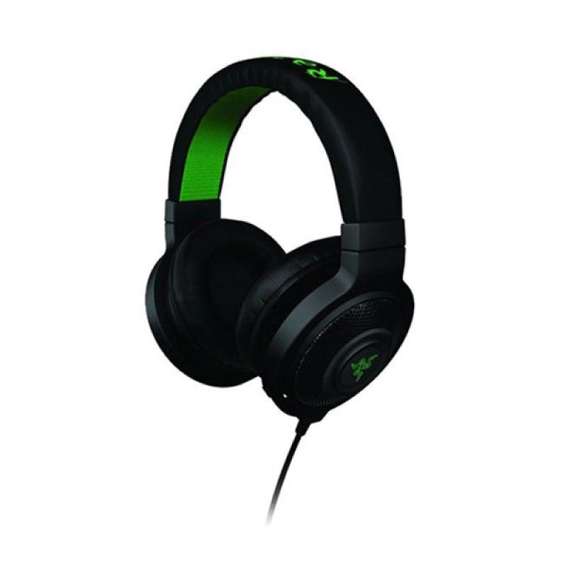 Razer Kraken Analog Hitam Gaming Headphone
