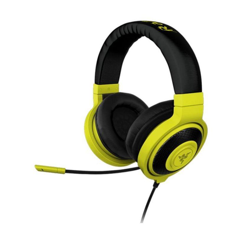 Razer Kraken Pro Neon Series Kuning Gaming Headset