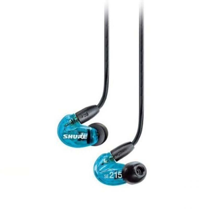 Shure SE215SPE Special Edition Blue Earphone