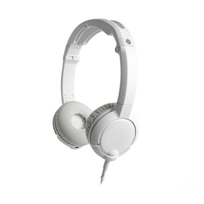 SteelSeries Flux Putih Gaming Headset