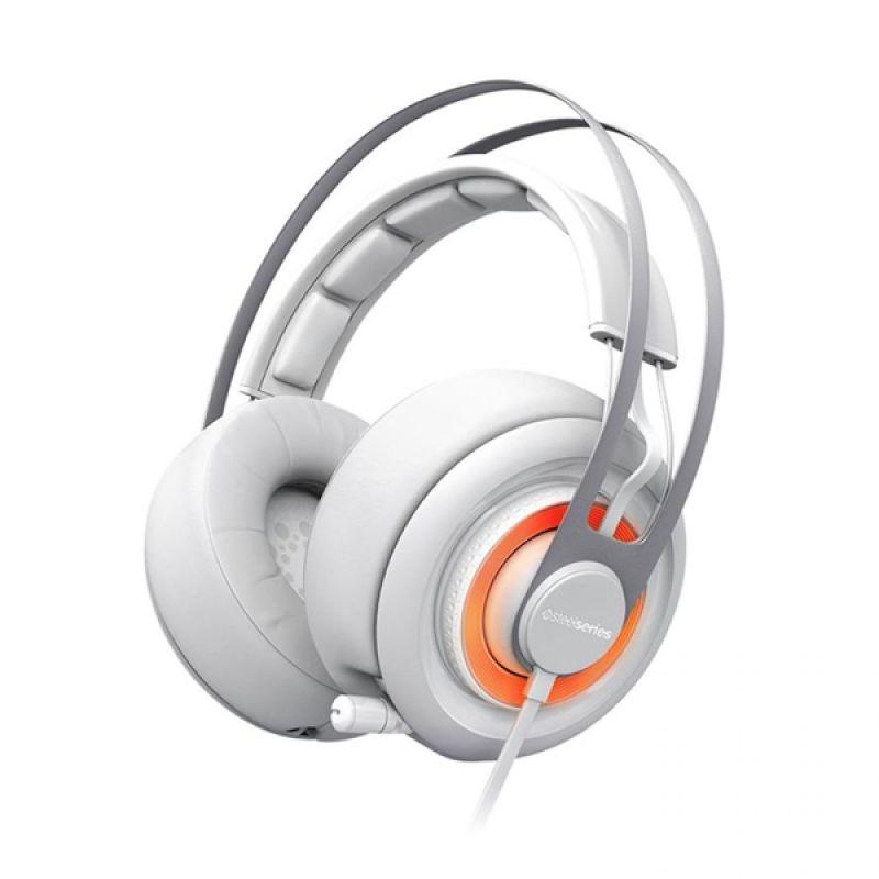 SteelSeries Siberia Elite Putih Gaming Headset
