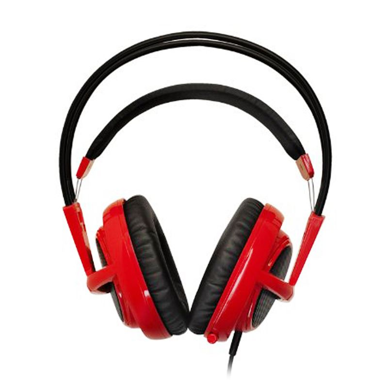 SteelSeries Siberia V2 Merah Headset
