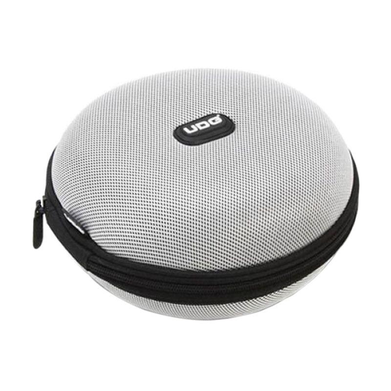 UDG Creator Silver Headphone Case [Small]