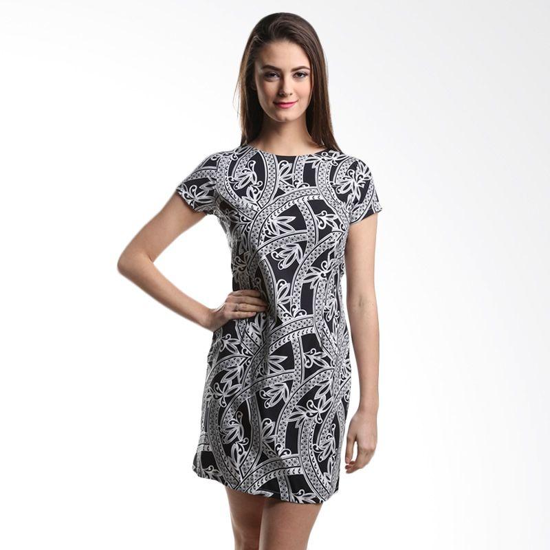 Heart And Feel Lucy 1037.D Black Mini Dress