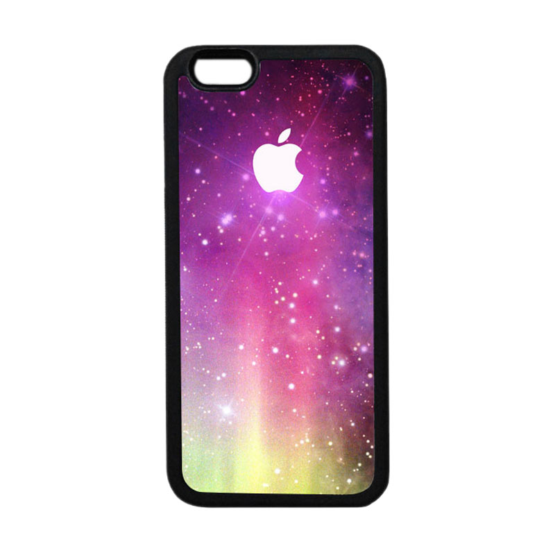 HEAVENCASE Apple 02 Hitam Casing for iPhone 6 or iPhone 6s