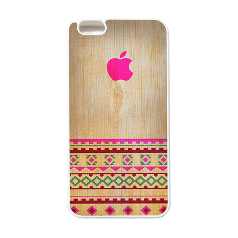 HEAVENCASE Apple 03 Bening Softcase Casing for iPhone 6 Plus or iPhone 6s Plus