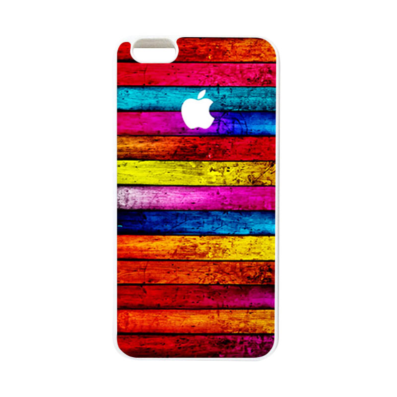 HEAVENCASE Apple 05 Bening Softcase Casing for iPhone 6 Plus And iPhone 6s Plus