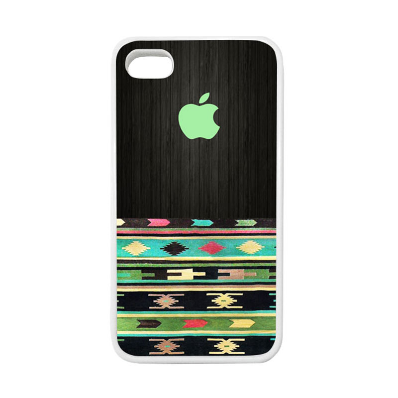 HEAVENCASE Apple 16 Putih Casing for iPhone 4 or iPhone 4S